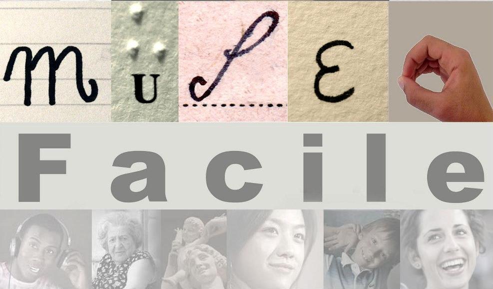 MuseoFacile | Progetto Sperimentale di Comunicazione e Accessibilità Culturale